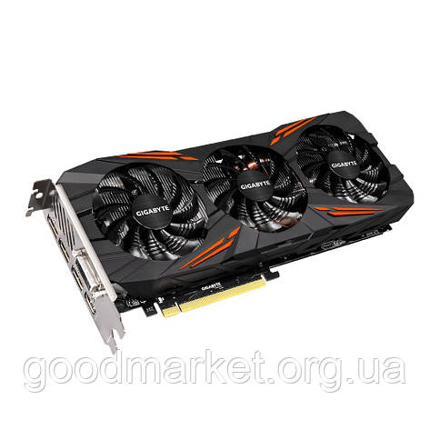 Видеокарта GIGABYTE GeForce GTX 1070 G1 Gaming (GV-N1070G1 GAMING-8GD), фото 2