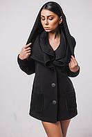 Женское Пальто А-25 Черный