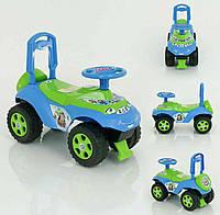 Детская машинка каталка для мальчика Автошка