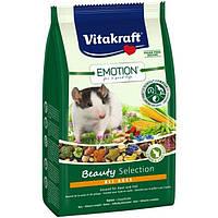 Vitakraft Emotion Beauty Selection All Ages корм для крыс 600 г (33760)