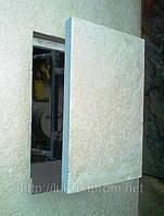 Потайной люк невидимка нажимной 300х500 мм
