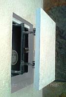 Потайной люк невидимка нажимной 300х600 мм