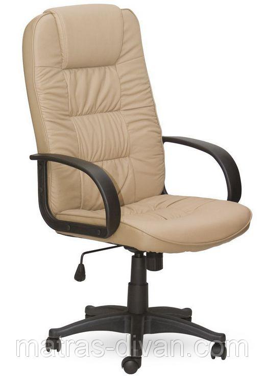 Кресло Спарк HB кожзаменитель бежевый (J-01H PU Biege) тм AMF.