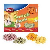 Trixie TX-60362 Snack Pack витаминизированные лакомство для грызунов (4 вида)
