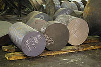 Круг кованый   с мех/обр 338 сталь 38ХМ
