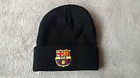 Шапка Барселона (черный)