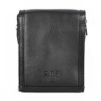 Кожаная сумка-планшетка CTR (размер S) - код 87-1662