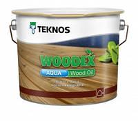 WOODEX AQUA WOOD OIL (ВУДЕКС АКВА ВУД ОЙЛ) Пропитка для древесины на основе масла