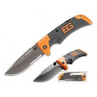 Складной туристический нож для выживания Беара Грила (Bear Grylls) Gerber: Bear Grylls