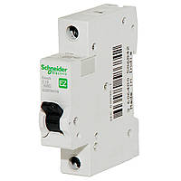 Автоматический выключатель Schneider Electric Easy9 1P 16A хар-ка C 4,5кА EZ9F34116