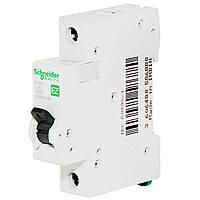Автоматический выключатель Schneider Electric Easy9 1P 40A хар-ка C 4,5кА EZ9F34140