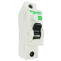 Автоматический выключатель Schneider Electric Easy9 1P 20A хар-ка C 4,5кА EZ9F34120