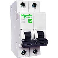 Автоматический выключатель Schneider Electric Easy9 2P 32A хар-ка C 4,5кА EZ9F34232