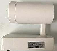 Светодиодный трековый светильник 20Вт теплый белый 3200К антиблик, фото 1