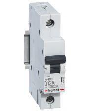 Автоматический выключатель RX3 10А 1п C 4,5кА Legrand Легранд автомат