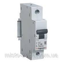 Автоматический выключатель RX3 16А 1п C 4,5кА Legrand Легранд автомат