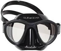 Маска для подводного плавания SubGear Steel Сабгир стил