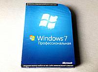 Операционная система Microsoft Windows 7 Professional 32/64 bit SP1 Russian, Box (FQC-00265)