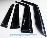 Дефлекторы окон - Ветровики ВАЗ 2109,21099,2114,2115 клеящиеся (на скотче)