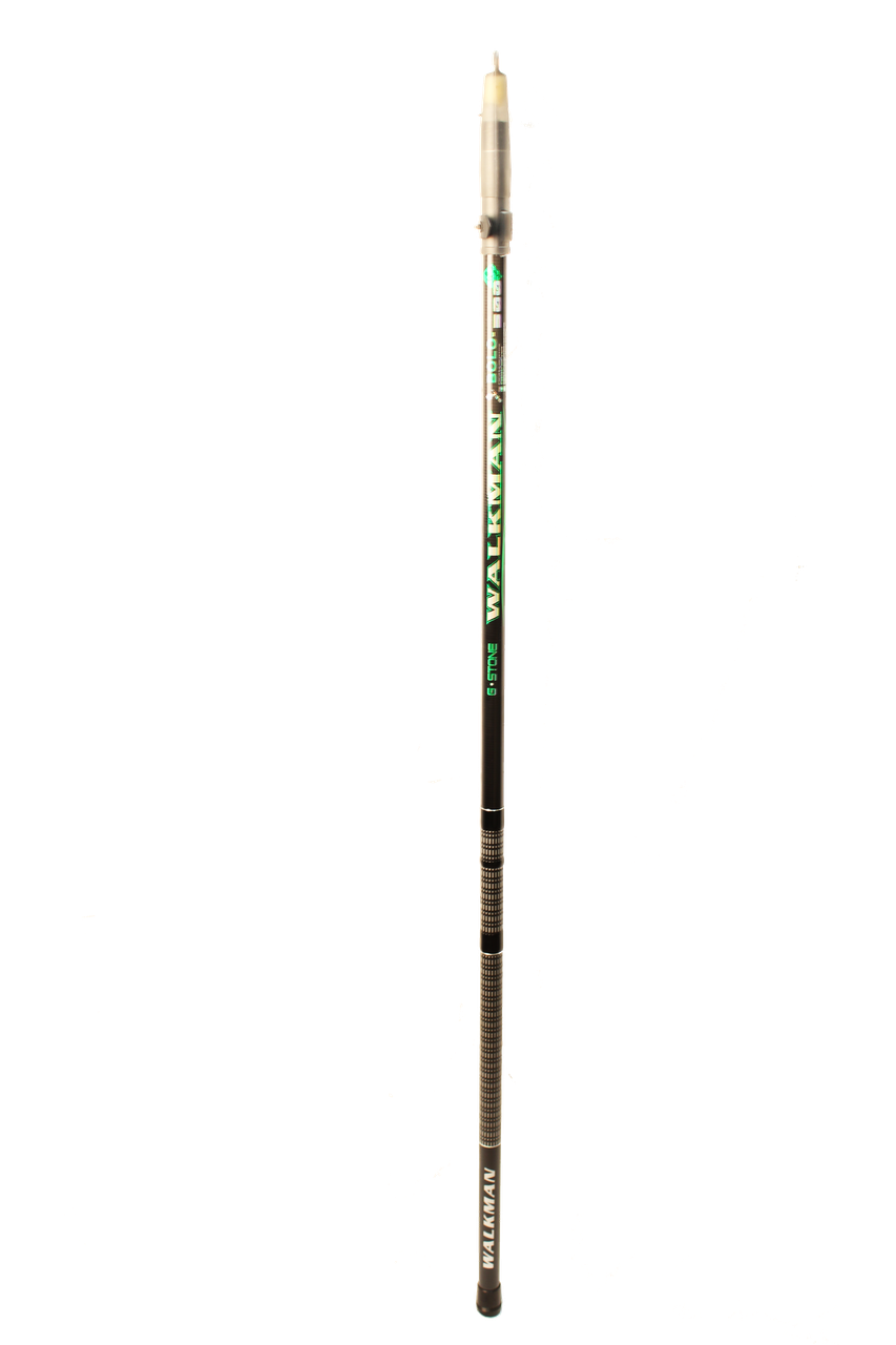 Libao Walkman 4m - телескопическая удочка с кольцами