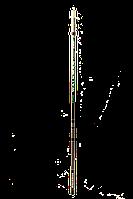 Удилище телескопическая Libao Walkman 5m с кольцами