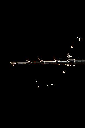 Libao Walkman 4m - телескопическая удочка с кольцами, фото 2
