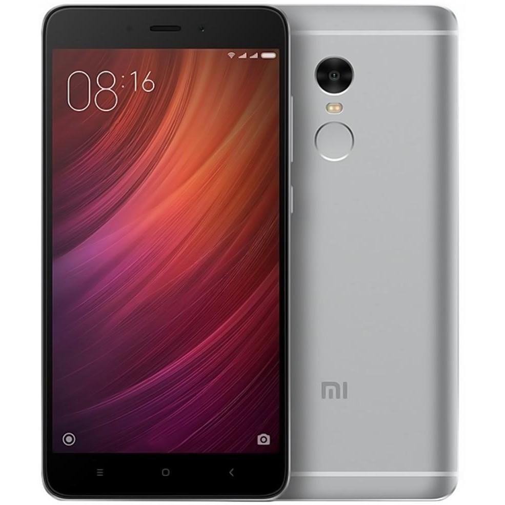 Смартфон Xiaomi Redmi Note 4 3/64GB (Gray) Global Rom