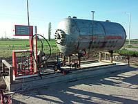 Капитальный ремонт и модернизация модуля отпуска сжиженного газа