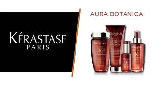 Aura Botanica / Аура Ботаника - Для блеска волос. Профессиональный и домашний формат.