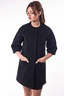 Женское Пальто А-33 Черный