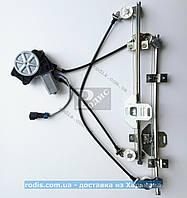 Стеклоподъемник ВАЗ 1117 1118 1119 электрический передний правый в сборе с моторедуктором