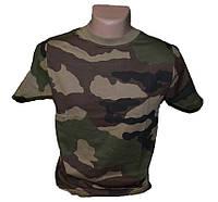 Армейская футболка в расцветке CCE. НОВАЯ. Франция.
