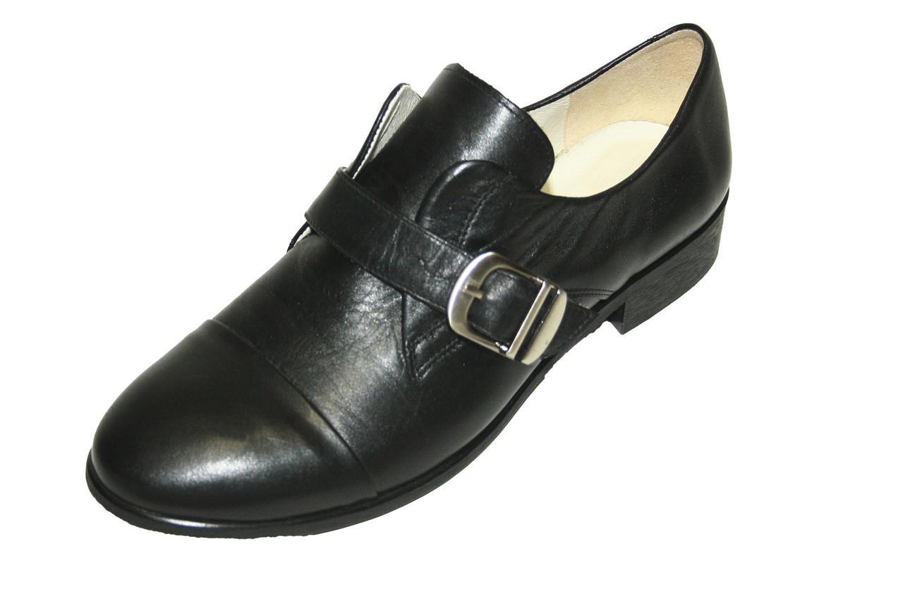 Туфли Oscar Fur 10166-01 Черный
