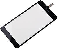 Сенсор (тач скрин) Microsoft/Nokia Lumia 535 black