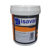 Матовый акриловый лак на водной основе для защиты поверхностей от меления Котис 1л=14-17м2 isaval