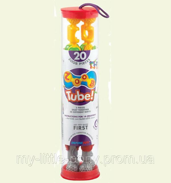 Конструктор ZOOB Tube 20