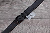 Брючный кожаный ремень мужской филипп плейн (Philipp Plein)