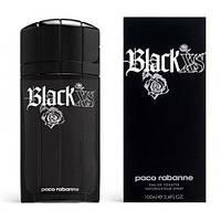 Мужская туалетная вода Paco Rabanne Black XS (Пако Рабанн Блек ИксЭс)