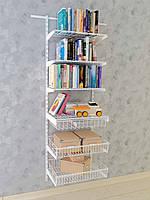 Гардеробная система. Система хранения (консоль, стеллаж) 600-20-003. ТМ Кольчуга (Kolchuga)