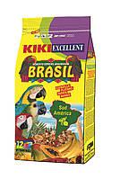 Корм Kiki Excellent Brasil для южноамериканских попугаев 800 г