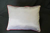 Подушка прямоугольник кант красный
