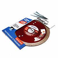 Диск алмазный Wellcut Promo 115мм*5мм*22,23мм Плитка