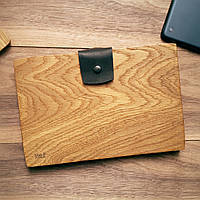 "Деревянный чехол для планшета iPad mini Дуб ""mini Папка"""