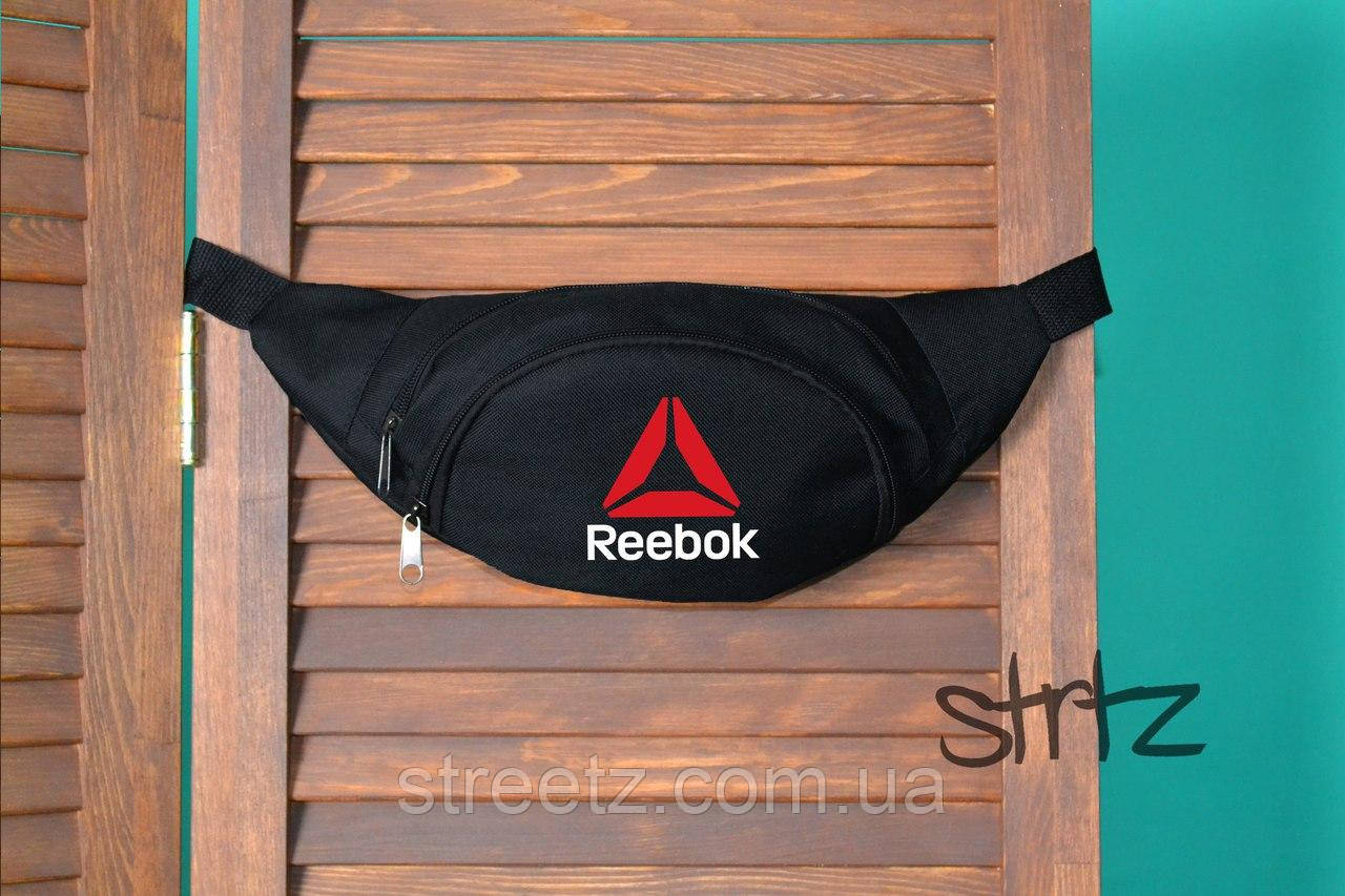 Поясная Сумка Reebok Crossfit Waist Bag