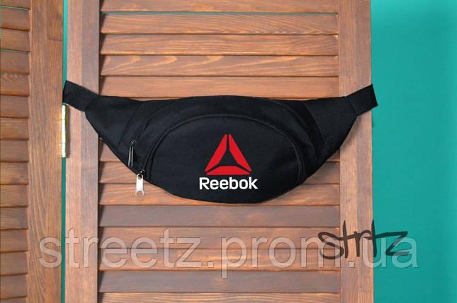 Поясная Сумка Reebok Crossfit Waist Bag, фото 2