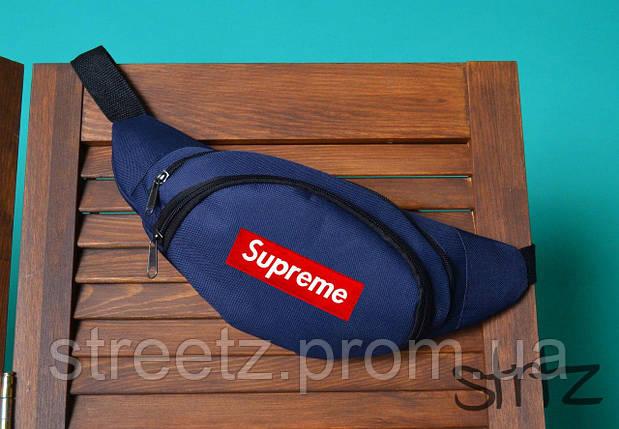 Поясна Сумка Supreme Waist Bag, фото 2