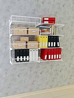 Гардеробная система. Система хранения (консоль, стеллаж) 1200-15-009. ТМ Кольчуга (Kolchuga)