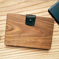 "Деревянный чехол для планшета iPad mini Орех ""mini Папка"""