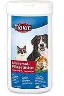 Trixie TX-2940 Косметические салфетки для животных 30шт