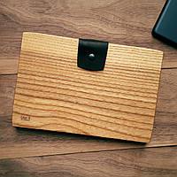 "Деревянный чехол для планшета iPad mini Ясень ""mini Папка"""